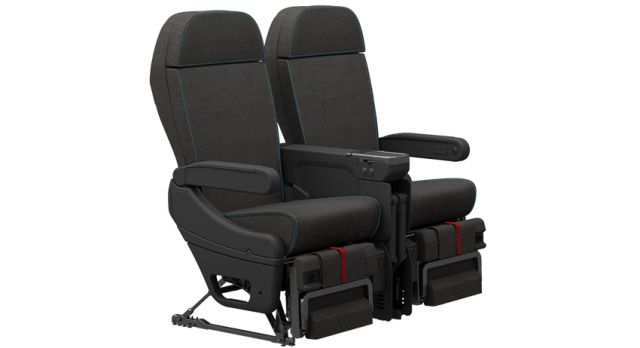 Go and Plus will get new, wider seats.