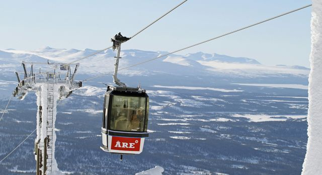 Åre. Photo: Mostphotos