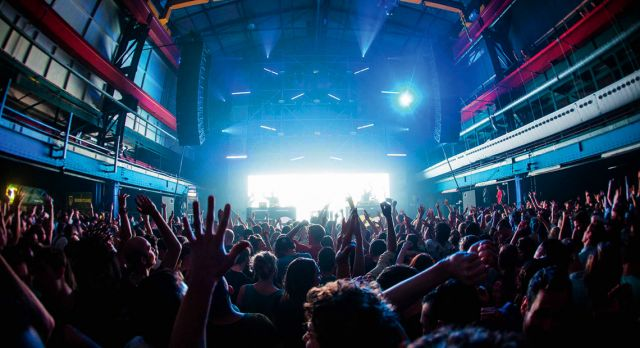 Amsterdam Dance Event is the world's biggest eelectronica festival. Photo: Willeke Machiels