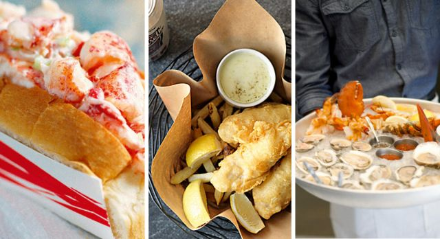 Foodies head to Boston, not only for great seafood, but fantastic streetfood and pizza.
