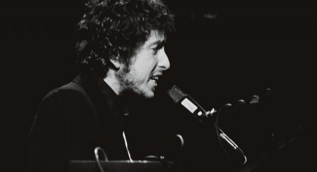 Bob Dylan in New York in 1974. Photo: Getty Images