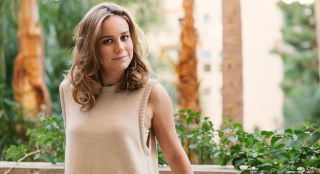 Brie Larson is on the verge of her second breakthrough with Room. Photo: Brad Torchia