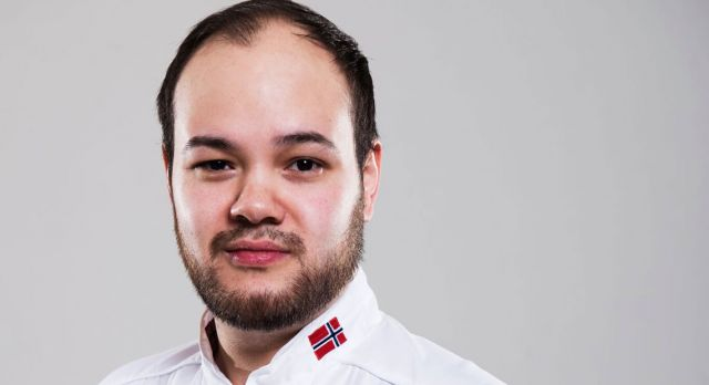 Christian André Pettersen is Norways candidate i Bocuse d'Or.