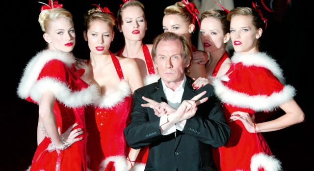 Bill Nighy in Love, Actually Photo: IMDB