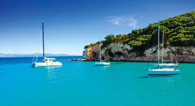 The Corsican coastline is best appreciated from the deck of a sailboat. Photo: Shutterstock