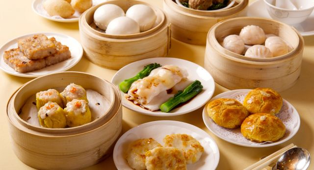 Dim Sum from Fook Lam Moon