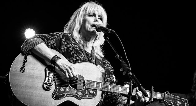 Emmylou Harris is a winner of the Polar Music Prize 2015.