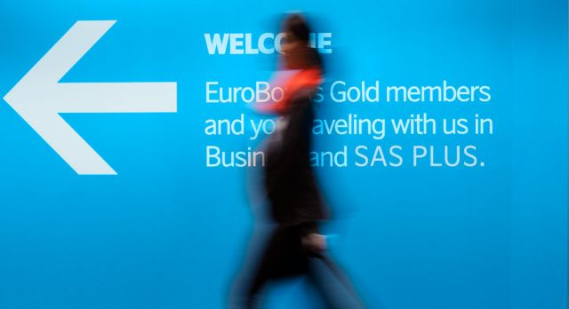 Next month, the SAS frequent flyer program, EuroBonus, will reach 4 million members. Photo: SAS