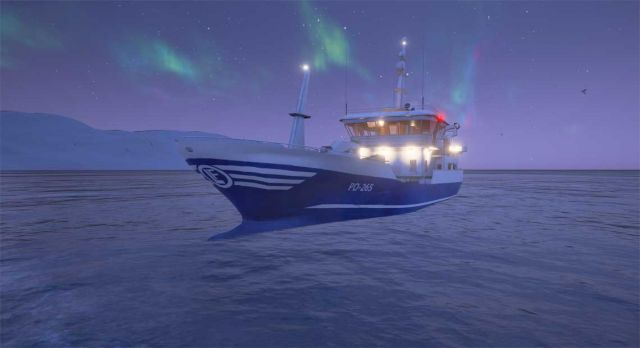 Computer game Fishing: Barents Sea provides an authentic experience of fishing in the Arctic Ocean.
