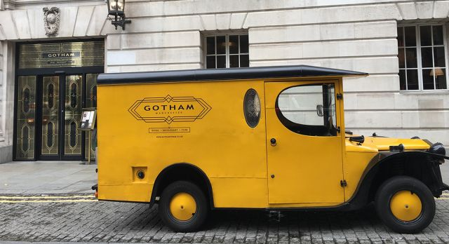 Hotel Gotham is one of Manchester's most sought-after five-star options. Photo: Emma Holmqvist Deacon