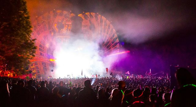 Hear some of the biggest dance acts in the world drop some tunes at Mysteryland in Holland.