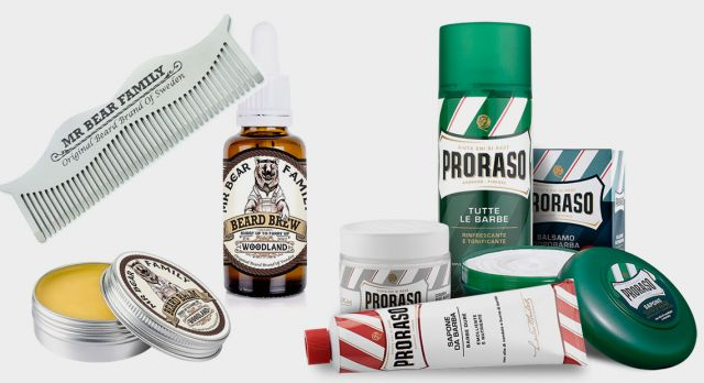 Barber Peter Mannerstål's tips for groomin products.