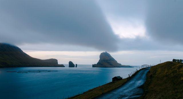 Sørvágs ørður, a  ord on on Vágar, one of 18 islands that make up the Faroe Islands. Photo: Thomas Ekström