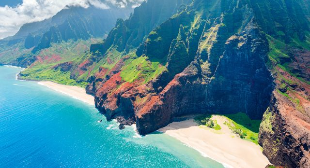 Kristensen want to experience the beaches in Hawaii. Photo: Shutterstock