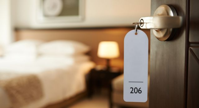 Use points for your hotel stay. Photo: Shutterstock