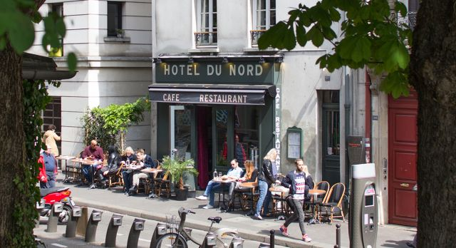 Hôtel du Nord in Paris