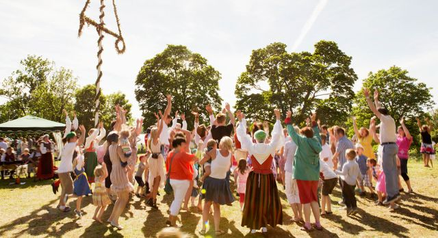 Is Swedish midsummer in need of protection? Photo: Johnér