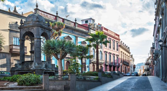 Las Palmas is a great choice for a weekend getaway. Photo: Binge Eliasson/Be inspired travel
