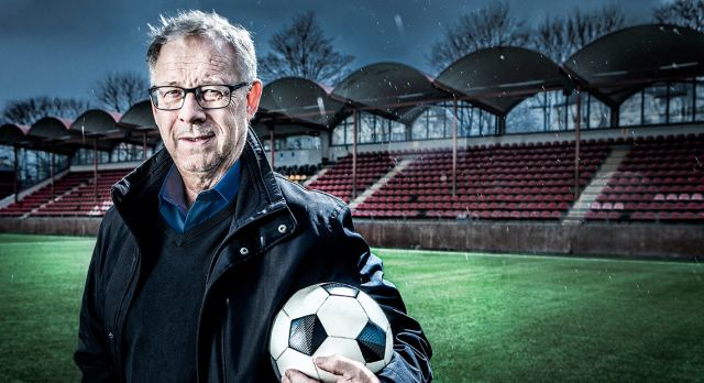 Lars Lagerbäck is on his way into his seventh major tournament as a coach. Photo: Magnus Glans