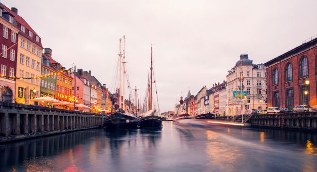 Copenhagen harbour Photo: Shutterstock