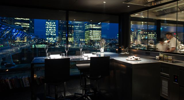 Maaemo is the first restaurant in the Nordic region to be awarded two Michelin stars in one go.