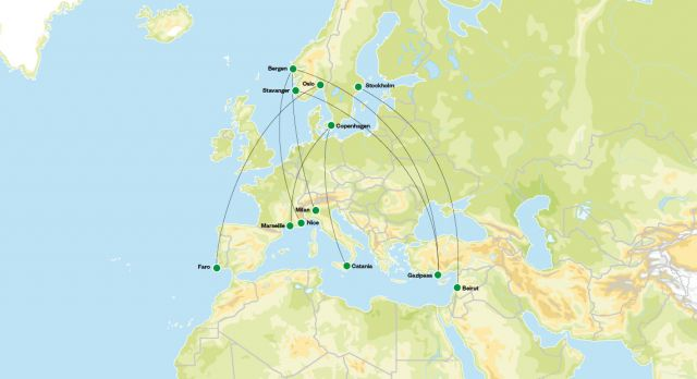 Here are the new SAS summer destinations for 2019 ... Sas Route Map on israel airlines route map, biman route map, air china route map, burlington route map, aegean route map, air new zealand route map, american route map, pan mass route map, air berlin route map, saudi arabian airlines route map, etihad airways route map, united route map, syrian airlines route map, croatia airlines route map, alitalia route map, cubana airlines route map, estonian air route map, air india route map, luxair route map,