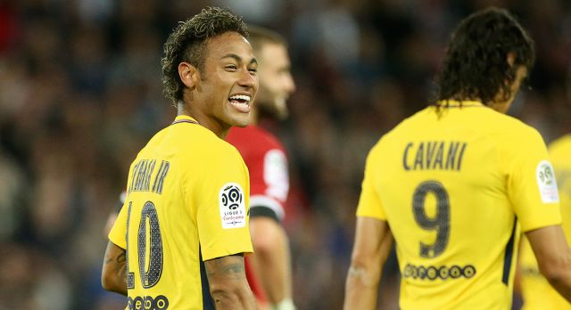 "Neymar's world record transfer to PSG showed that even the biggest teams in the world can become labeled ""a selling club."" Photo: Getty Images"