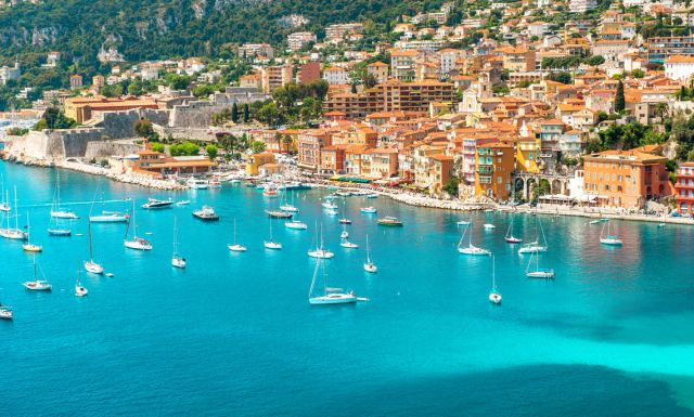 Villefranche. Photo: Colourbox