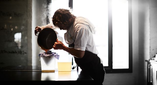 "Noma is short for nordisk mad, which is Danish for ""Nordic food"". Photo: Mikkel Jul Hvilshøj"