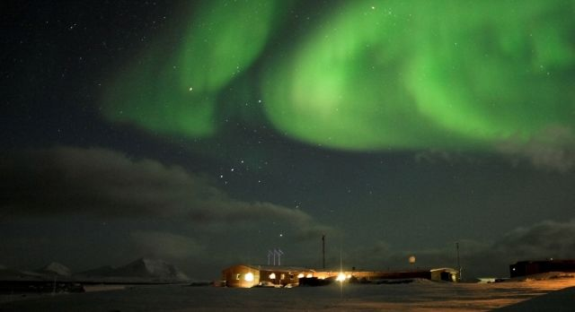 Northern lights to take your breath away.