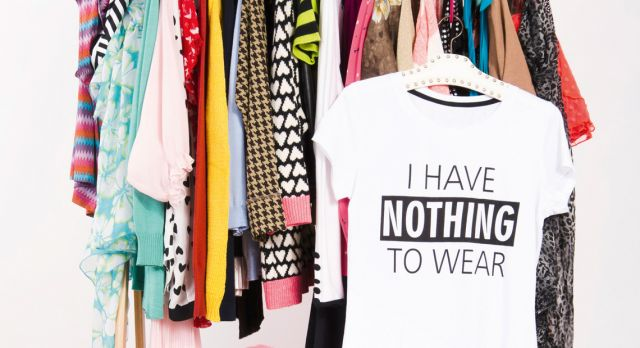 Nothing to wear? Relax - you won't need deep pockets with Sharewear. Photo: Shutterstock