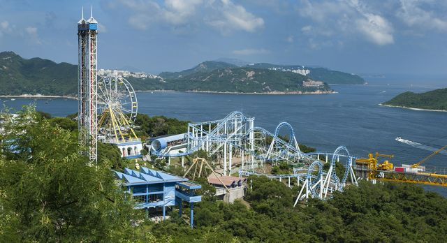 Ocean Park is the largest theme park in Asia. Photo: Ocean Park
