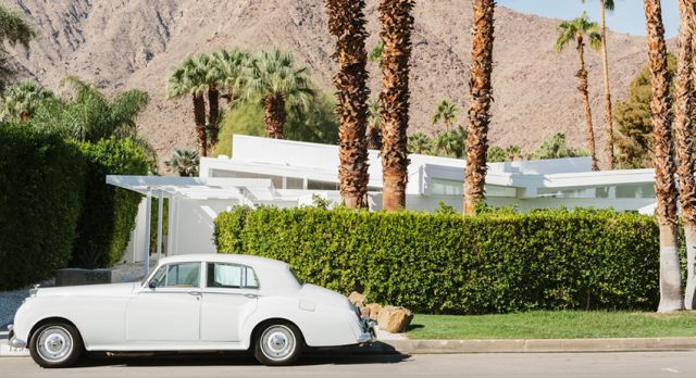 Go back in time in Palm Springs. Photo: Brad Torchia