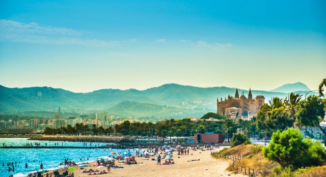 Playa de Palma Photo: Shutterstock