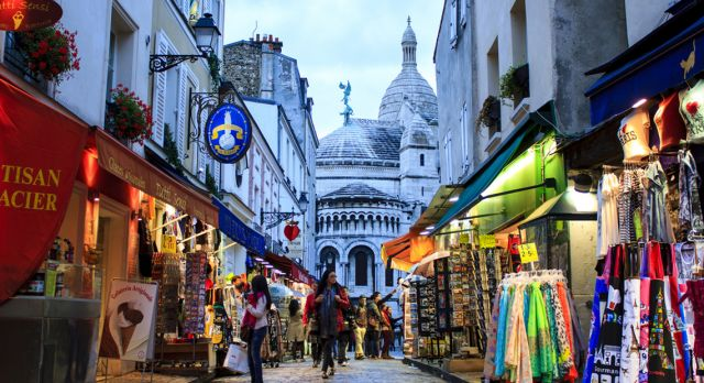 In search for quality shopping in Paris. Photo: Shutterstock