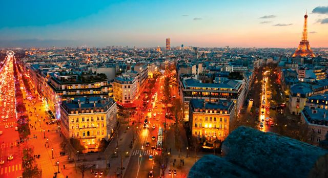 Paris. Photo: Shutterstock
