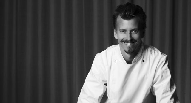 Chef Paul Svensson