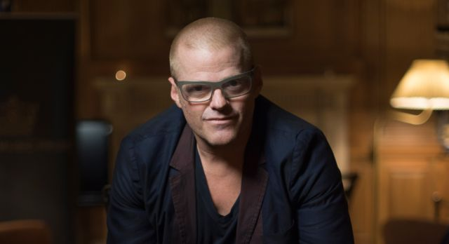 Heston Blumenthal Photo: Nicklas Gustafsson