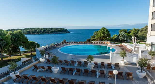 Park Plaza Histria is one of many fantastic places in Pula. Photo: Mauro Rongione