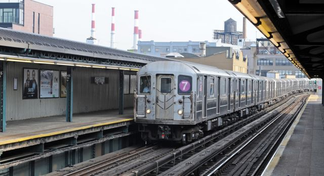 Hop on the 7 train to Queens when in New York. Photo: Shutterstock
