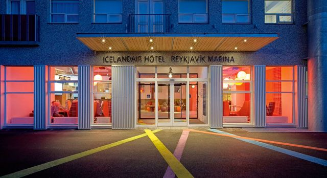 Icelandair Hotel Reykjavík Marina. Photo: Getty Images & Alloverpress