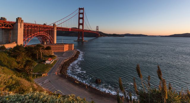 San Francisco. Photo: Shutterstock