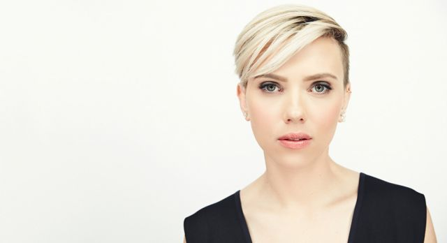 Scarlett Johansson. Photo: Smallz & Raskind