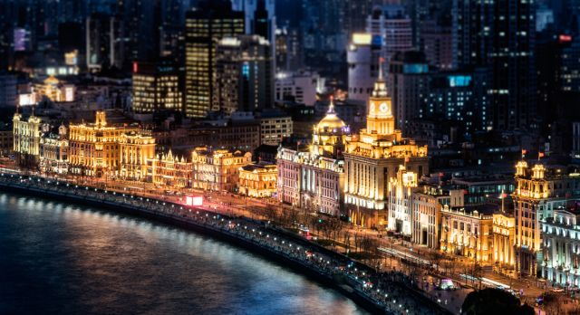 The Bund. Foto: Shutterstock