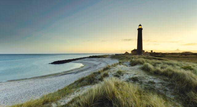 The special light in the northern Danish town of Skagen brought painters here 100 of years ago. Photo: Getty images