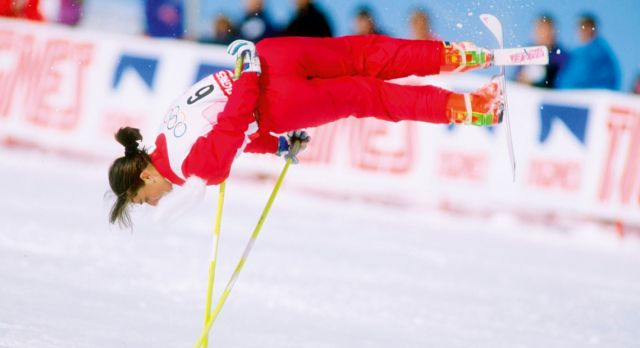 Ski ballet Photo: Getty Images