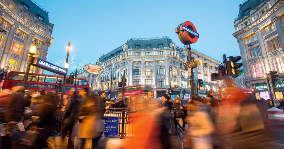 Londons Best Shopping District