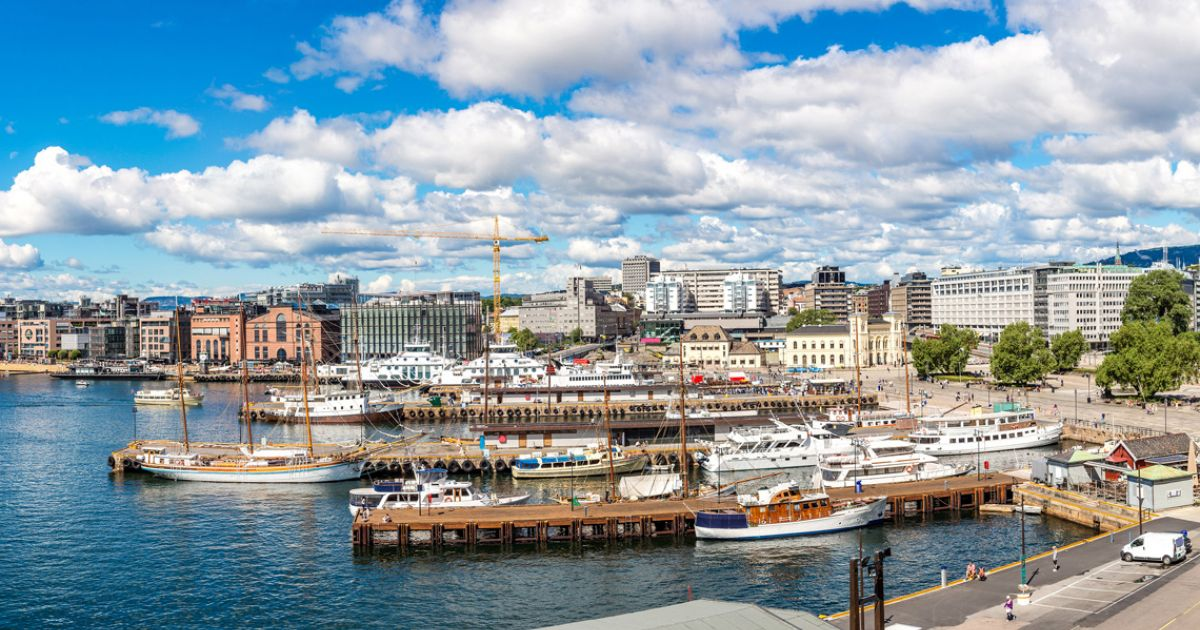 Trendy hang outs in City Guide Oslo Scandinavian Traveler