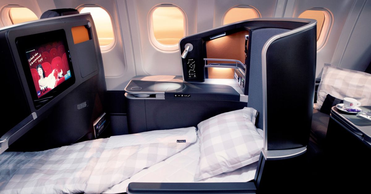 sas eurobonus upgrade