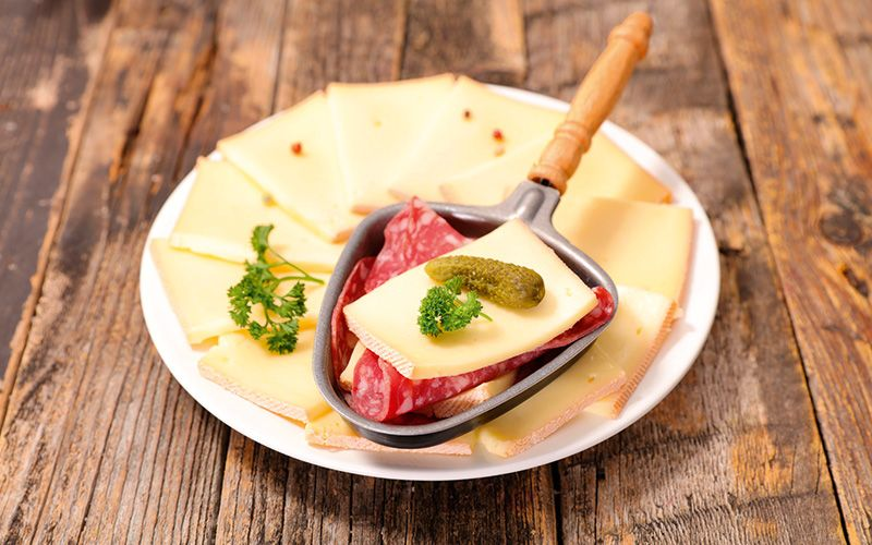 Raclette Photo: Shutterstock